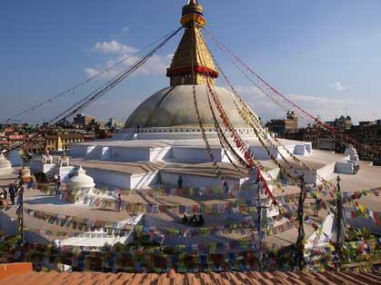 Bodinath Temple, Kathmandu