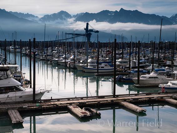 Location 1: Seward Harbour