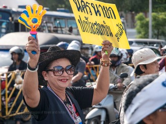 Early support from December 2013 at Phan Fa site, Bangkok.